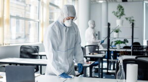 Commercial Janitorial Services for Your Business