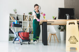 What is Included in Professional Janitorial Services