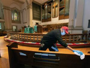 What Are Church Cleaning Services?