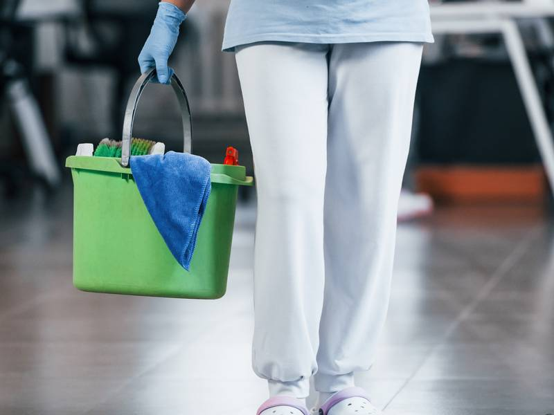 What Are Janitorial Services